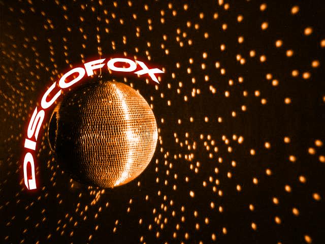 Discofox logo